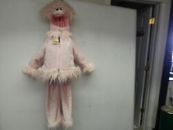 3 piece Child#x27;s Poodle Costume Size small 12 to 18 Months Never Worn $19.99