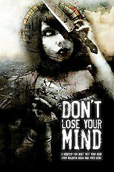 DON'T LOSE YOUR MIND (DON'T REST YOUR HEAD RPG) By Fred Hicks **Excellent**