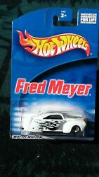 Hot Wheels Tail Dragger. Fred Meyer. Mint on Good Card. Multiple Available. $3.00