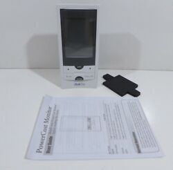 Blueline Innovations Power Cost Monitor BLI 28000 Display Replacement No sensor $13.95