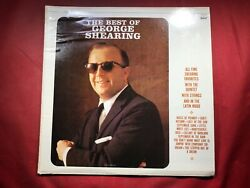 Q2-53 GEORGE SHEARING The Best Of George Shearing ... 1975 ... SM-2104