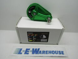 ISC COMPACT RIGGING PULLEY 85KN MBS 1 2quot; CAPACITY GREEN #RP048A1 $149.50