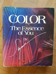 Color the Essence of You by Suzanne Signed.