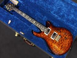 Paul Reed Smith (PRS) Artist Package Custom24 QuiltTop Black Gold