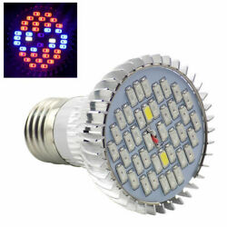 E27 Full Spectrum 40 LED Grow Light Plant Growing Lamp Bulb Indoor grow light $7.99