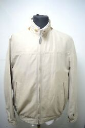 NEW 875000 $ STEFANO RICCI  Outwear Top Over Coat Leather Us M Eu 50 (G134)
