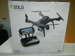 3DR Solo RTF Quadcopter Smart Drone with 3 axis Gimbal and new Battery