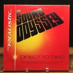 *SEALED* A Sound Odyssey Ltd. Edition Direct To Disc Violins Cellos Sax Import