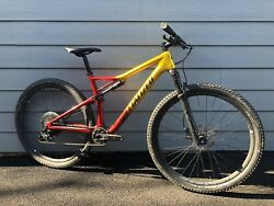 2018 Specialized Epic Expert Carbon 29er Mountain Bike MTB LG Large EXCELLENT!