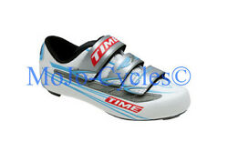 Time RXL Carbon Women#x27;s cycling shoes White Blue New $75.00