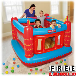 Indoor Inflatable Bounce House Kid Child Bouncer Yard Outdoor Playground