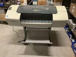 HP Designjet T610 Plotter Printer $300.00