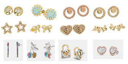 COACH Assorted Stud Earrings NWTs 12 DESIGNS TO CHOOSE FROM Hard to Find!