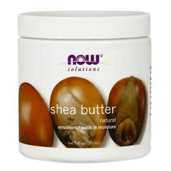 NOW Foods Shea Butter 7 fl oz Solid Oil. $10.04