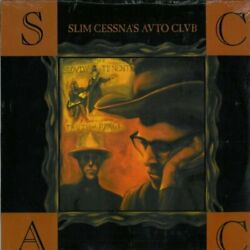 SLIM CESSNA'S AUTO CLUB - Self-Titled (2001) - CD - Original Recording Mint