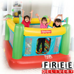 Indoor Inflatable Bounce House Slide Bouncer Commercial Yard Outdoor Playground