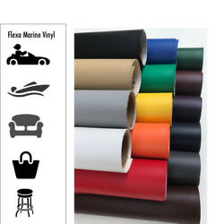 Marine Vinyl Fabric: Boat Auto Upholstery Matching Piping Avail. 29 Colors $14.95