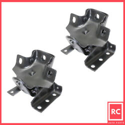 Front Left & Right Motor Mount 2PCS Set Fit Chevy Silverado 1500 Silverado 2500 $32.99