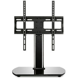 Universal Tabletop TV Stand with Swivel Mount for 27-55 inch TVs $37.88