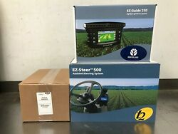Trimble EZ Guide 250 GPS w AG15 AND EZ Steer 500 with AG CAN Cord
