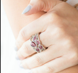 Paparazzi Ring - Dreamy Glow - Purple