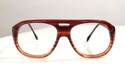 glasses vintage 1970's PENTHOUSE HAND MADE ITALY Circa: 1980 Model: AVIATOR