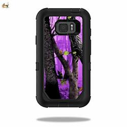 MightySkins Protective Vinyl Skin Decal Compatible with OtterBox Defender Samsun
