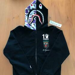 c2ac102f BIG SEAN a. BIG SEAN a bathing ape FULL ZIP Hoodie ...
