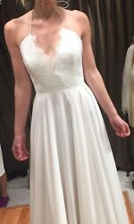NEW Rue De Seine Mackenzie wedding dress SIZE 10