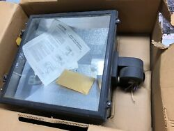 Keene Powerhouse HID Commercial Flood Light 250W Arm Mounted Brown 120 277V