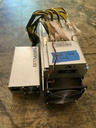 AntMiner L3+ IN HAND in USA 504MHs ASIC Litecoin Miner wPower Supply - Scrypt