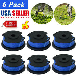 6 Pack Trimmer Spool Line For 0.065