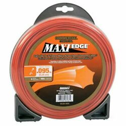 Arnold .095quot; 100 Ft Commercial String Trimmer Line Stihl Weed Eater Echo 235