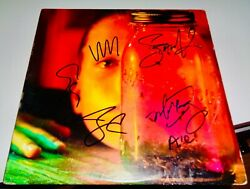Alice in Chains Signed Autographed LP Vinyl Jar of Flies SAP Jerry Cantrell x3