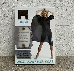 RUSK  Salon All-Purpose or Cutting Cape 100% Waterproof (CHOOSE Style  $10.95