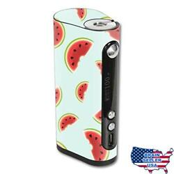 MightySkins Skin Compatible with Vape Forward Vapor Flask Stout 100W TC - Waterm