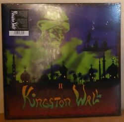 Kingston Wall: II. 2LP 2015 Svart Records. Magenta Vinyl ltd to 650