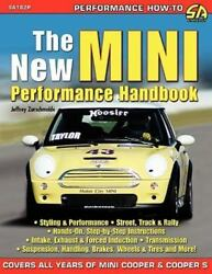 The New Mini Performance Handbook ISBN 13 9781613250228 Free shipping in the US $9.99
