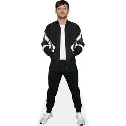 Louis Tomlinson Black Outfit Cardboard Cutout lifesize . Standee. $69.97