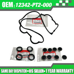 FOR OEM HONDA VALVE COVER GASKET KIT SET ACURA HONDA B-SERIES DOHC V-TEC ITR