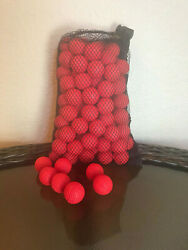 NERF Rival Ammo (Red) - 110 ROUNDS & AMMO BAG!!!