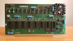 Cromemco 8K Bytesaver 1975 The First Programmable Memory Board for MITS Altair $968.96