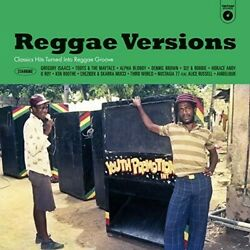 Various Artist - Reggae Versions (Vinyl Used Very Good)