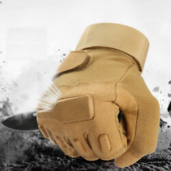 Winter Windproof Warmer Military Tactical Gloves Hunting Full Finger Gloves US $11.99