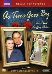 As Time Goes By Complete Series Remastered Box Set Seasons 1 - 9 (11 DVD discs)