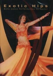 Exotic Hips Bellydance By Rachel - DVD - **BRAND NEWSTILL SEALED**