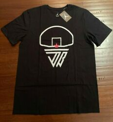 NWT Nike Air Jordan JIMMY BUTLER JB LOGO Backboard Shirt Mens Large L NEW