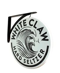 White Claw Double Sided Pub Sign