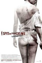 I Spit on Your Grave Movie POSTER 11 x 17 Sarah Butler A USA NEW
