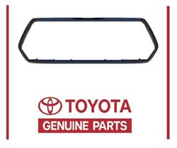 Genuine Toyota Tacoma 2016 - 2019 SR Black Grille Trim Bezel New OE OEM